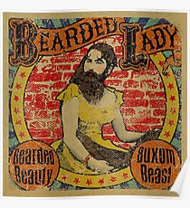 The Bearded Lady Poster