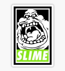 Obey Slimer Sticker