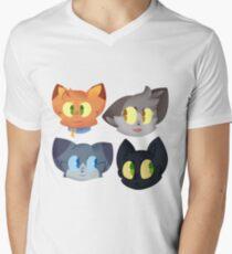 warrior cats sticker set 1 T-Shirt