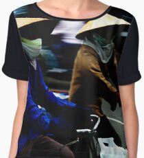 Ho Chi Minh City. Street Riders Chiffon Top
