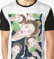 Hongbin X Brocolli Graphic T-Shirt