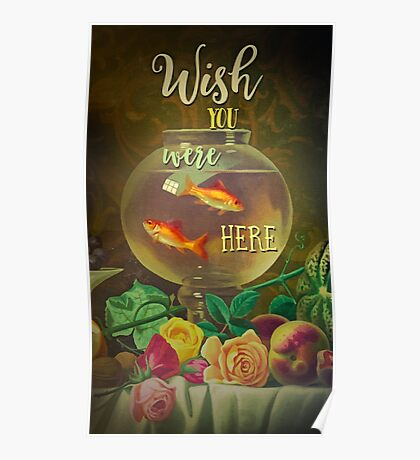 Wish You Were Here Pink Floyd Epic Rock And Roll Lyrics Inspired Retro Design Poster