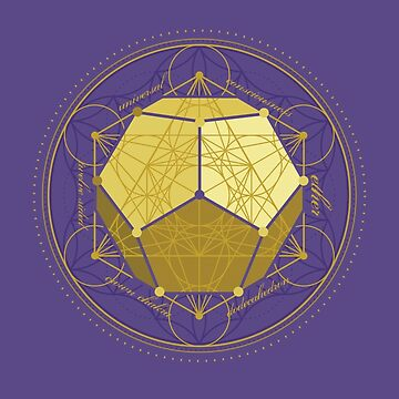 Ether Dodecahedron by StudiodeBoer