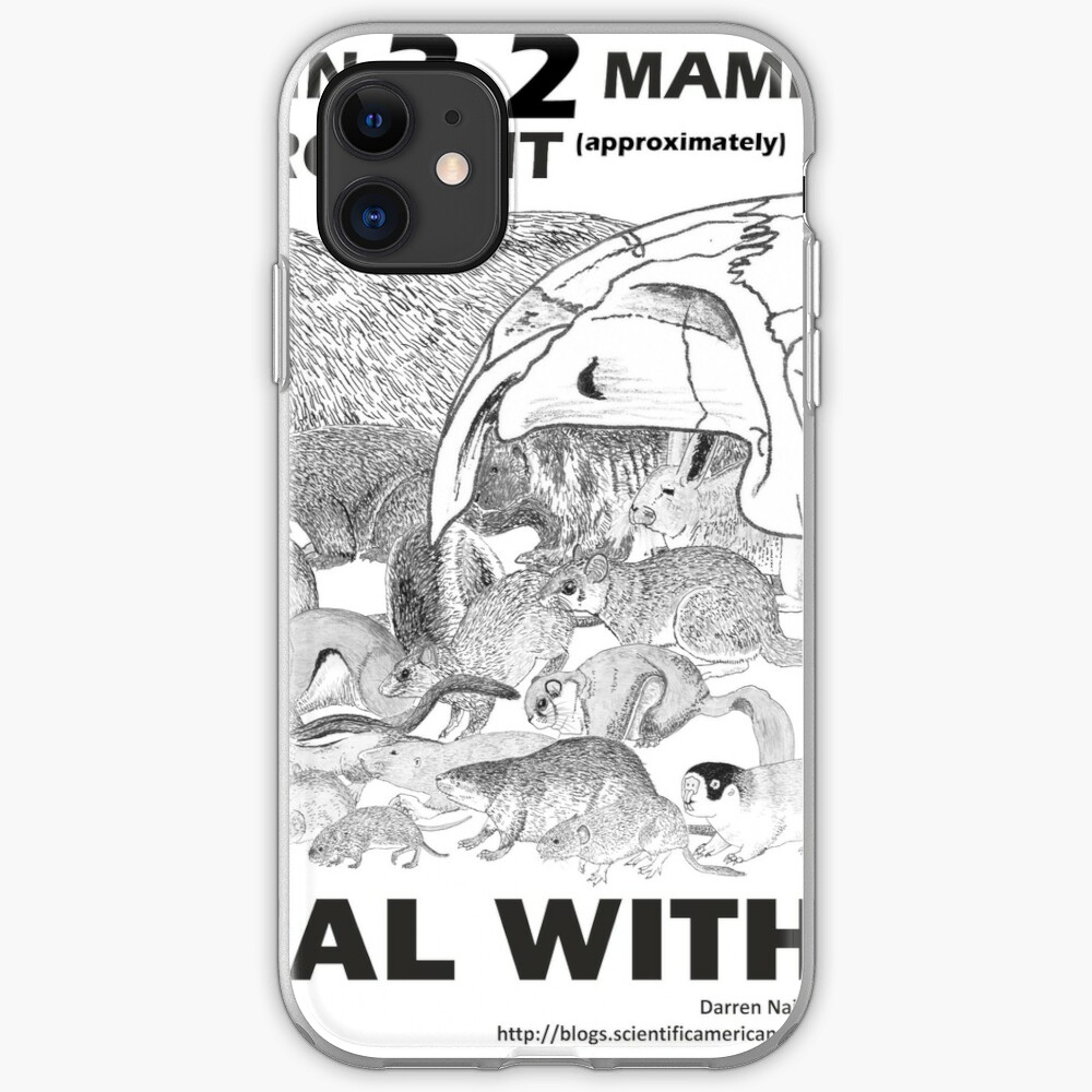 There are a lot of rodents iPhone Case & Cover