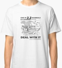 There are a lot of rodents Classic T-Shirt
