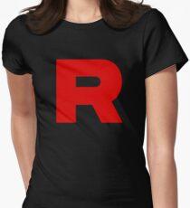 Team Rocket  Women's Fitted T-Shirt