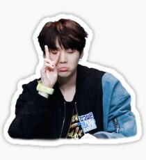 yoongi ✌ Sticker