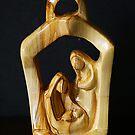 Bethléhem Nativity by Gilberte