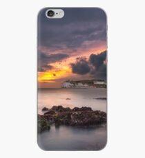 Storm At Freshwater Bay iPhone Case
