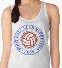 Camiseta de tirantes para mujer FC Barcelona 1899 Seal BN 3a9e626f840