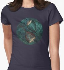 Fish Women's Fitted T-Shirt