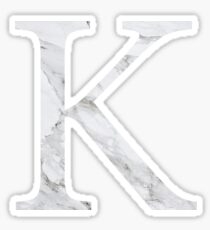 Kappa-marble Sticker