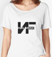 Nf real music Women's Relaxed Fit T-Shirt