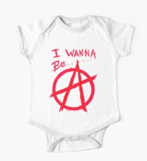 I WANNA BE ANARCHY Kids Clothes