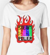 STEAM Power Women's Relaxed Fit T-Shirt
