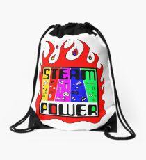 STEAM Power Drawstring Bag