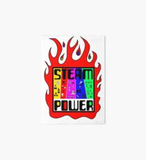 STEAM Power Art Board