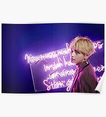 BTS-V Poster
