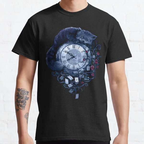 Time in Wonderland Classic T-Shirt