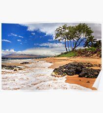 Keawakapu Beach - Mokapu Beach Poster