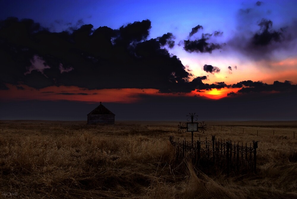 Prairie Past by Creative Captures