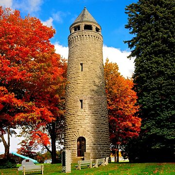 1812 Watertower by TomSpencer