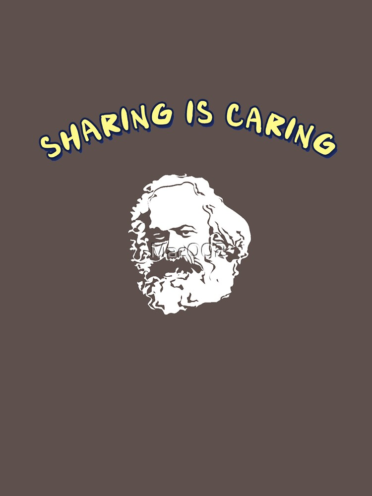 sharing is caring | Unisex T-Shirt