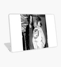 Keanu & River Laptop Skin
