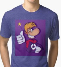Rayman Tri-blend T-Shirt