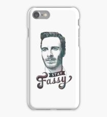 Stay Fassy iPhone Case/Skin