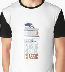 F.ck the plastic ride the classic Graphic T-Shirt