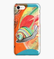Snails iPhone Case/Skin
