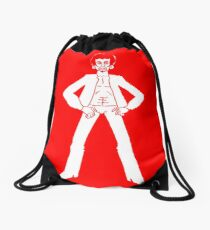 Kurtis Blow Drawstring Bag