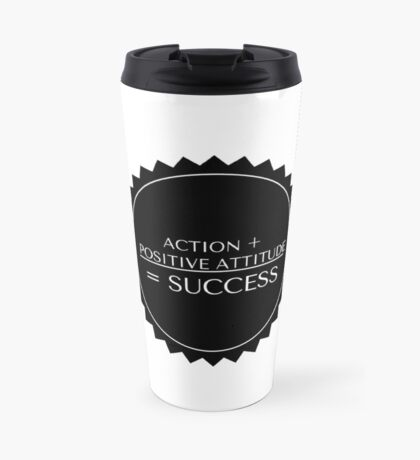 Success Formula  Travel Mug