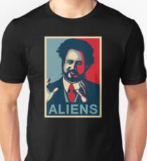 Ancient Aliens Giorgio A. Tsoukalos Slim Fit T-Shirt