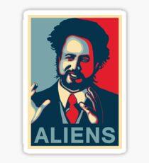 Ancient Aliens Giorgio A. Tsoukalos Sticker
