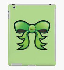 Cute Green Kawaii Bow iPad Case/Skin