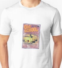 Old school low crew Unisex T-Shirt