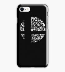 Super Smash Items iPhone Case/Skin