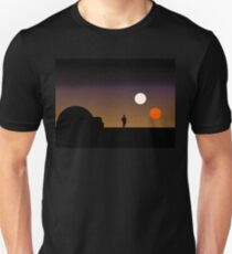 The Double Sunset... Unisex T-Shirt