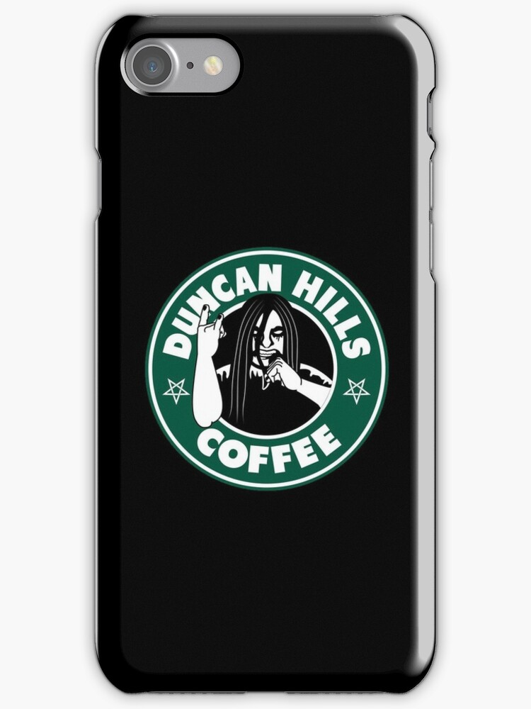 Duncan Hills Coffee by LocoRoboCo