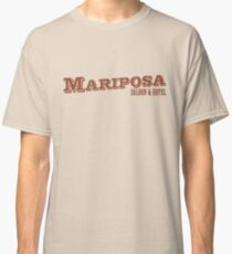 MARIPOSA Saloon & Hotel Classic T-Shirt