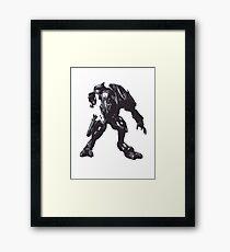 Minimalist Elite from Halo Framed Print