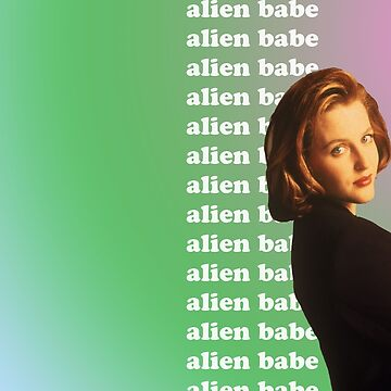 alien babe by danascullysgf