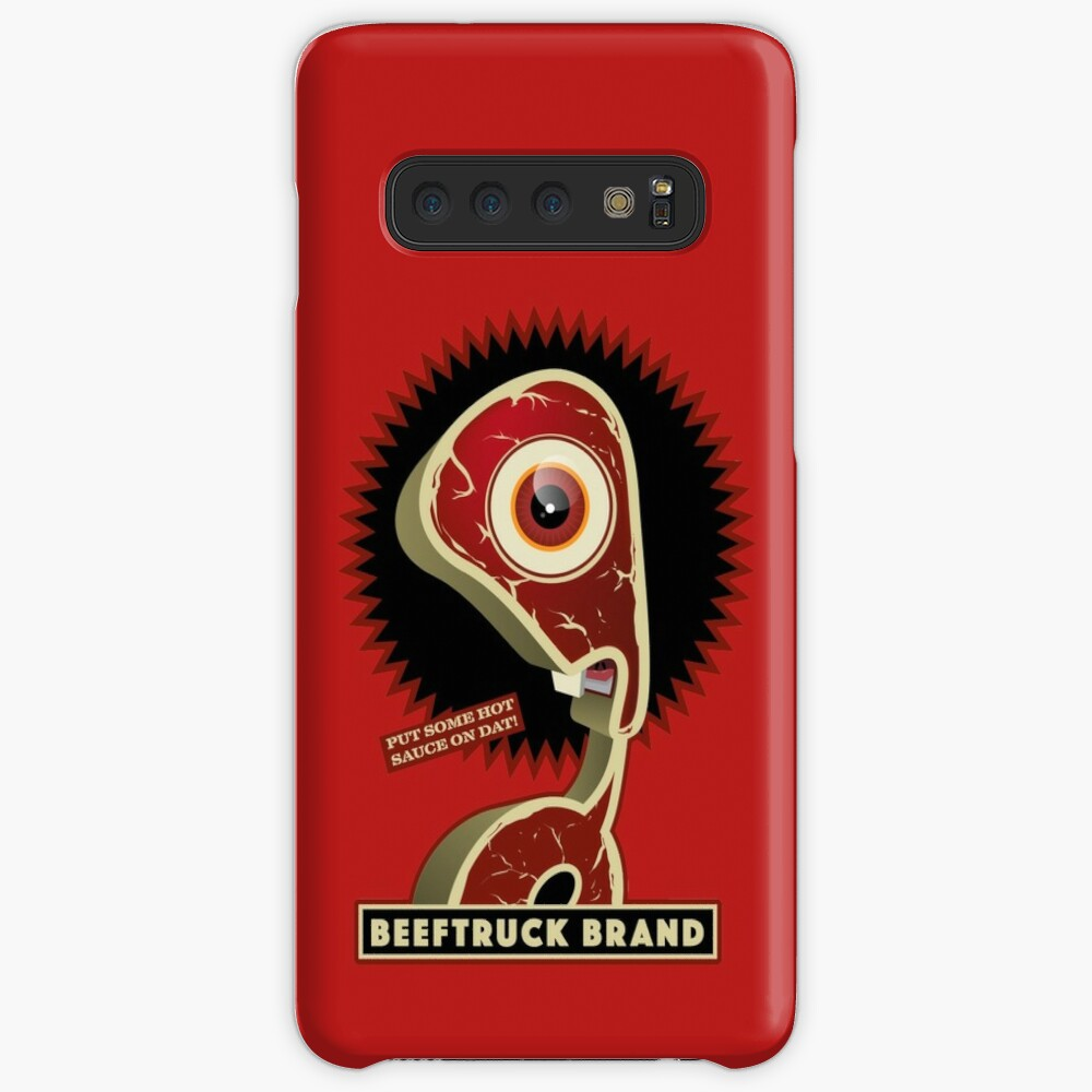 You Can Steak On It! Case & Skin for Samsung Galaxy