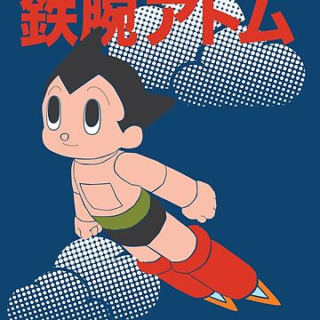 Astro Boy! by birthdaywarrior