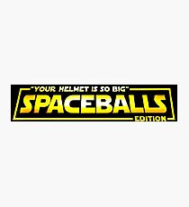 spaceballs  Photographic Print