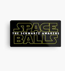 spaceballs  Metal Print