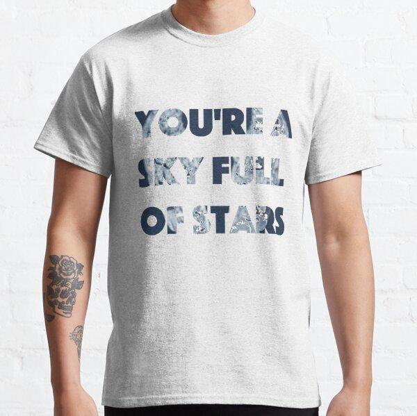 Un cielo lleno de estrellas Camiseta clásica