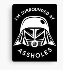 spaceballs  Canvas Print
